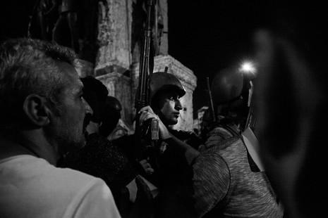 Estambul, 2016: imágenes inéditas de un golpe de estado