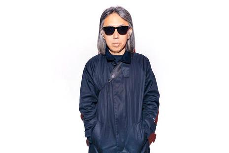 """Hiroshi Fujiwara diseña ropa, yates y la guitarra de Eric Clapton: """"Si no molesta, no es un buen diseño"""""""