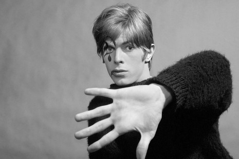 Material inédito: los años en que David Bowie iba de fracaso en fracaso
