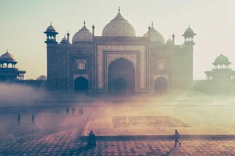 ¿El fin del Taj Mahal?: así está afectando el cambio climático a los grandes monumentos del planeta