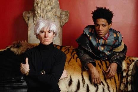 Un libro desnuda la (fértil) relación entre Basquiat y Andy Warhol