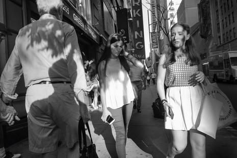 Un Nueva York insólito en blanco y negro