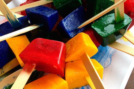 De grosella, de maracuyá, ¡de torrija!: así son los nuevos polos artesanales
