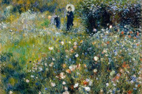 Lo que Renoir, Degas y Pissarro aprendieron de la fotografía