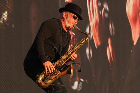 Linton Kwesi Johnson: la banda sonora de la vida del saxofonista de Madness
