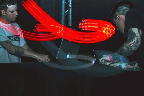 Música electrónica, baile... Y mucho, mucho arte, en el Fanzine Fest de A Coruña