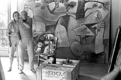 """Diana Widmaier, nieta de Picasso: """"Aún no comprendemos del todo la obra de mi abuelo"""""""