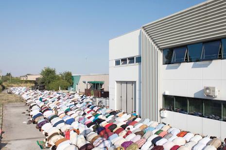 Islam oculto: la libertad religiosa vista por el fotógrafo Nicolò Degiorgis
