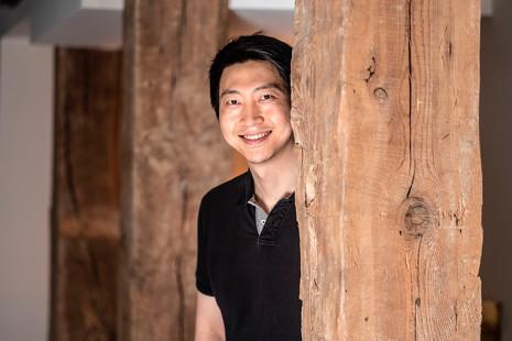 """Luke Jang: """"Mis platos son sentimentales: cuentan una historia, la mía"""""""