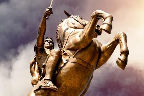 Madrid disfruta del lujo asiático tal y como lo conoció Alejandro Magno