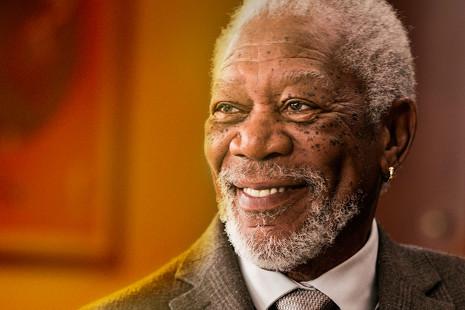 """Morgan Freeman: """"No necesito un doble de acción, ¡solo tengo 82 años!"""""""