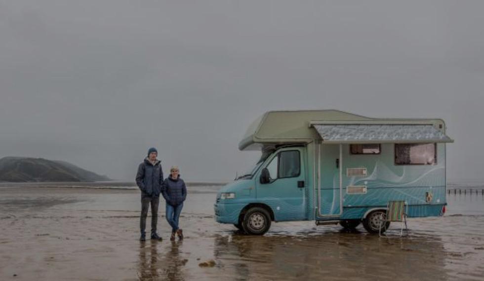 Gemma Paintin y James Stenhouse
