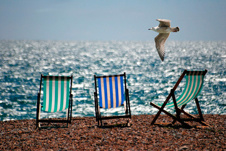 5 razones (no tan obvias) por las que la playa es fuente de salud y bienestar