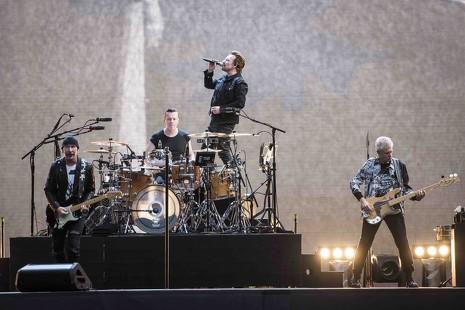 U2 está a punto de inaugurar su propio museo en Dublín